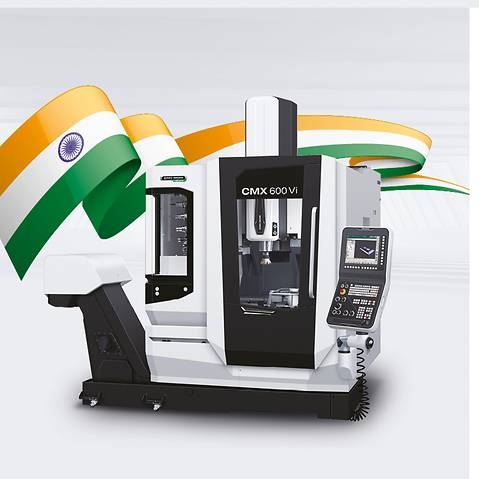 CMX 600 Vi by DMG MORI for Indian Market