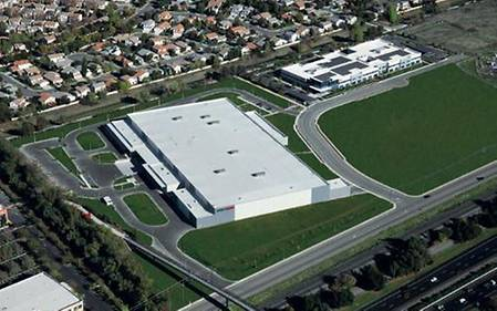 DMG MORI production in Davis
